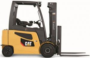 Новое поколение электропогрузчиков Cat Lift Trucks комфортнее и энергоэффективнее своих предшественников