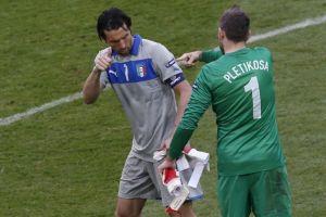 Плетикоса не ударил лицом в грязь перед итальянцами
