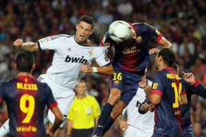 Испанское противостояние «Барселона» и «Реал» - 3:2