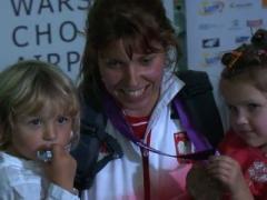 Польская срефингистка продаёт бронзу Лондонской олимпиады