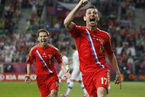 Россияне в футбол играют лучше бразильцев