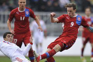 Сегодня молодежная сборная России по футболу встречается со сборной Чехии