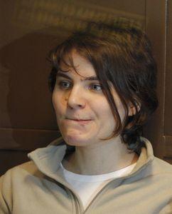 Участница Pussy Riot подала жалобу в Страсбургский суд