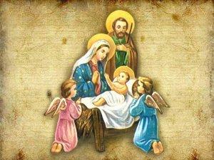 С наступающим Рождеством 2013 – христианским православным событием и продолжением новогодних чудес