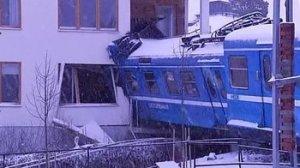 Угонщица поезда сделала это случайно, вытирая пыль