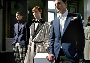 Valentino откроет мужской бутик модной одежды