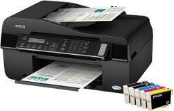 МФУ  «Epson bx 320 fw» - оптимальный вариант офисного принтера