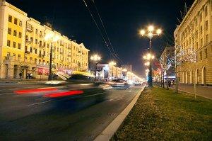 Для освещения Хабаровска будут использоваться светодиодные лампы