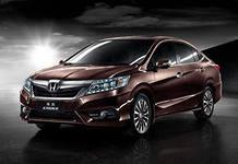 Компания Honda показала бюджетный Crider для Китая