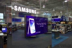 Samsung Electronics начинает активную работу на рынке Беларуси