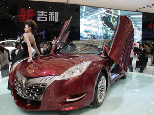 Китайский автопром активно захватывает мировой рынок