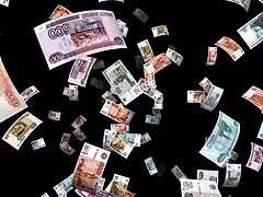 Ослабление курса рубля поднимет доллар на отметку «36» уже к концу лета