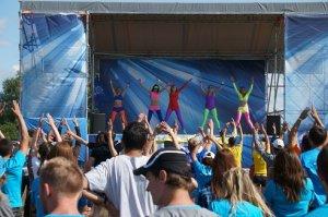 XI (летний) молодежный фестиваль «Большая игра» прошел под эгидой Башкортостанского регионального отделения