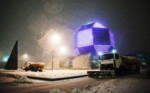Беларусь ожидает погодное противостояние