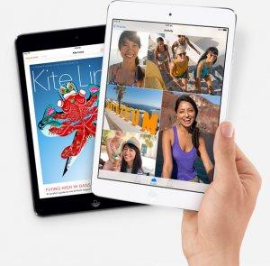 """Недавно стартовали продажи iPad mini и iPad Air, а пользователи уже жалуются на """"призраков"""" на экранах"""