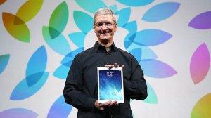 Старт официальных продаж нового планшета iPad Air ожидается в России в конце ноября