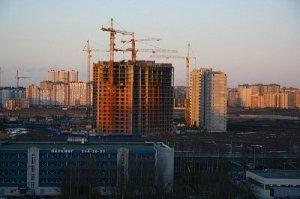 В 2013 году в России выросли темпы роста жилищного строительства