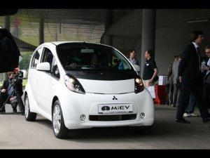 Россия стала третьей в рейтинге европейских стран по уровню продаж электрокаров Mitsubishi i-MiEV