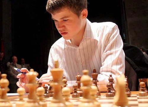Шахматистом года стал норвежец Магнус Карлсен