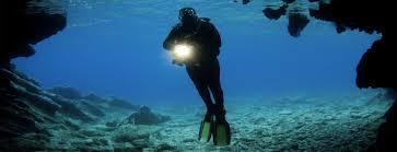 Светодиодные фонари для подводного плавания