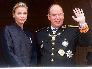 У князя Монако появится законнорожденный ребенок