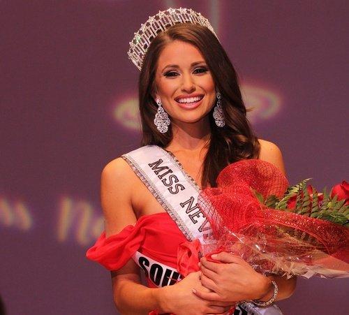 Мисс США-2014 стала красотка с черным поясом