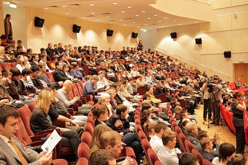 Стартует Седьмая Всероссийская конференция «Будущее машиностроения России»