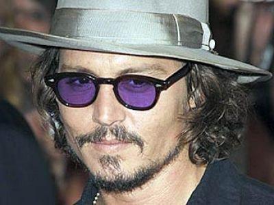 Голливудский пират Джонни Депп снова на экранах