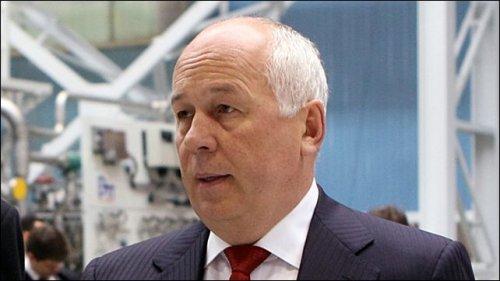 Сергей Чемезов направил приветствие в адрес участников конференции «Будущее машиностроения России».