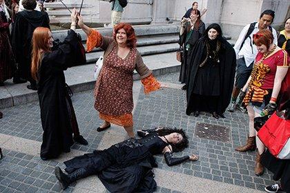 Поклонники Гарри Поттера собирают деньги, чтоб снять свое кино о волшебниках