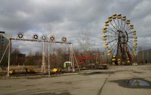 Ролик о Чернобыле взорвал Сеть