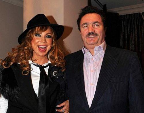 Певица российского шоу-бизнеса Маша Распутина может стать вдовой