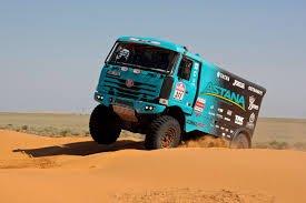 Наши гонщики в африканской пустыне не подкачали