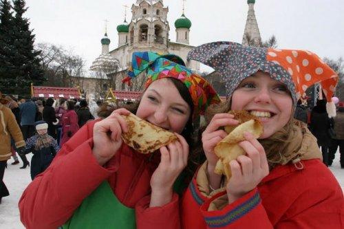 Неделя блинов: началась Масленица-2015!
