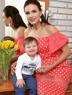 Эвелина Бледанс и Александр Семин будут помогать родителям детей с синдромом Дауна