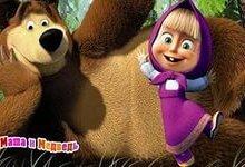 Мультфильм «Маша и Медведь» получил «детский Оскар» на «Kidscreen Awards»