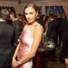 Знаменитая российская модель Ирина Шейк отужинала в компании Барака Обамы