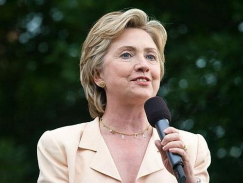 Хиллари Клинтон вступила в борьбу за президентское кресло США