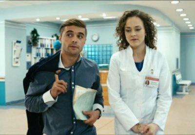 Актер, игравший Глеба Романенко в «Интернах», сочетается браком с партнершей по фильму