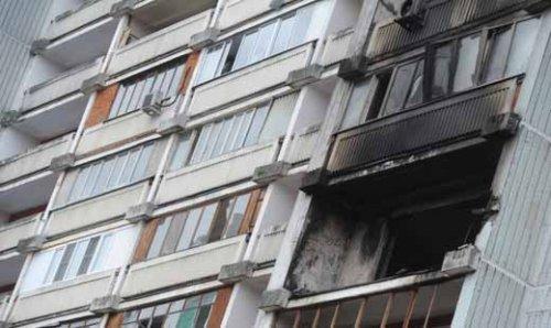 16-летний парень поджег квартиру после ссоры с отчимом