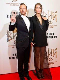 Молодые родители Алексей Чадов и Агния Дитковските живут по разным домам