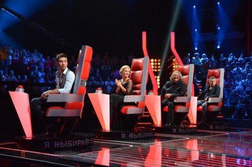 Шоу «Голос-4» - «а судьи кто?!»