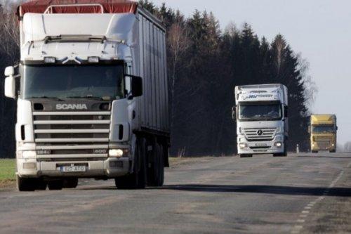 Российские дальнобойщики будут платить за проезд по федеральным трассам