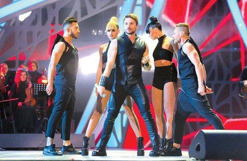 На «Евровидение» от России поедет Сергей Лазарев