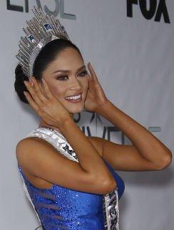 Скандал на конкурсе «Мисс Вселенная»