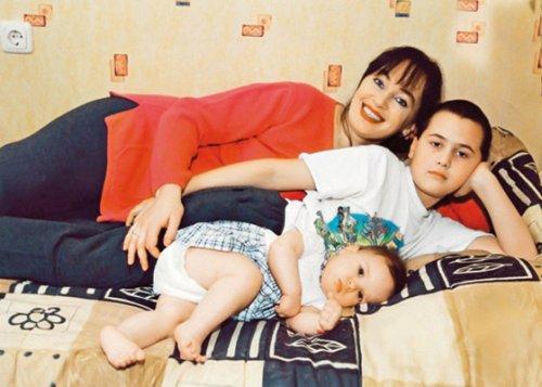 Лариса Гузеева считает себя плохой матерью
