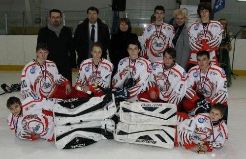 Юные хоккеисты Уфы разыграли Кубок Инорса