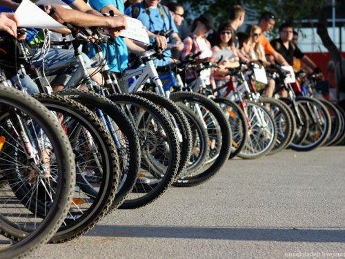 Московский велопарад собрал более 30 тысяч участников