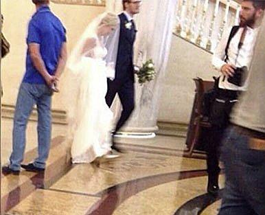 Пелагея вышла замуж