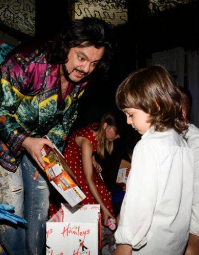 Киркоров устроил шикарный праздник для сына